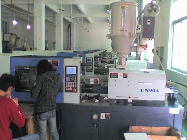 广州标牌厂工厂图片展示